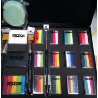 Global Colours Face Painting Kit #1