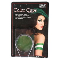 Mehron Colour Cup Green