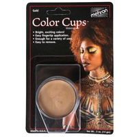 Mehron Colour Cup Gold