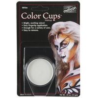 Mehron Colour Cup White