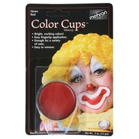 Mehron Colour Cup Red