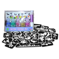 TAG Glitter Tattoo Kit - Halloween