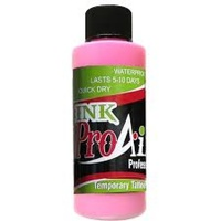 ProAiir Temporary Tattoo INK  Henna 2oz