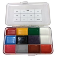 Dashbo Ultimate Carnival Palette 12 colour (alcohol activated)