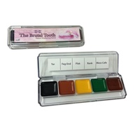Dashbo The Brutal Tooth Palette 5 colour (alcohol activated)