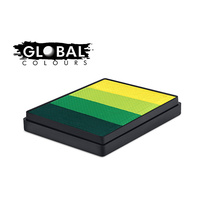 Global 50g Rainbow Cake Everglades
