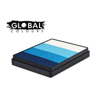 Global 50g Rainbow Cake Antarctica