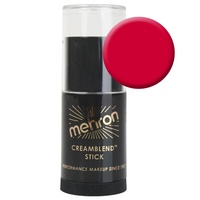 Mehron CreamBlend Stick REALLY BRIGHT RED