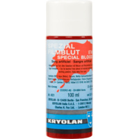Kryolan Special Blood 100ml LIGHT