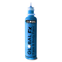 Global Fx Glitter Gel 36ml Aqua
