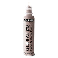 Global Fx Glitter Gel 36ml Crystal White