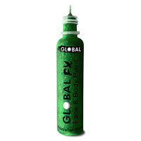 Global Fx Glitter Gel 36ml Emerald Green