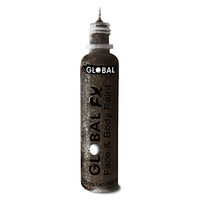 Global FX GLitter Gel 36ml Black