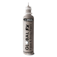 Global Fx Glitter Gel 36ml Holographic Silver