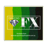 Diamond Fx RS50-8 Green Carpet