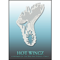 Hot Wingz 8004 HONEY