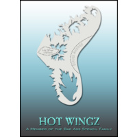 Hot Wingz 8005 GLAZED