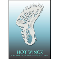 Hot Wingz 8007 FLAMING