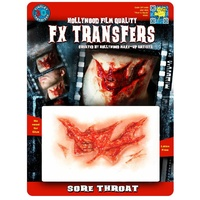 Sore Throat - TInsley 3D Fx Transfers