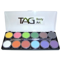 TAG 12 x 10g Regular Palette