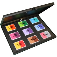 TAG 9 x 50g (Reg 2 colour splits) Palette