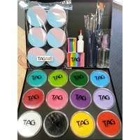 TAG Starter Face Painting Kit
