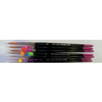 The Face Painting Shop Round Brush