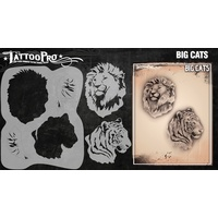 WISER's Tattoo Pro - Big Cats