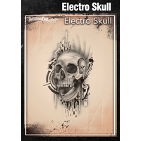 WISER's Tattoo Pro - ELECTRO SKULL