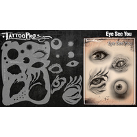 WISER's Tattoo Pro - EYE SEE YOU