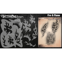 WISER's Tattoo Pro - FIRE & FLAME