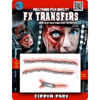 Zipper Face - TInsley 3D Fx Transfers