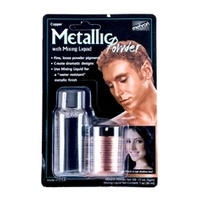 Copper metallic powder (5g) with mixing liquid (30ml)