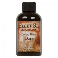 Fleet Street Bloodworks Drying Blood DARK 2oz/60ml