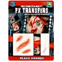 Glass Shards - TInsley 3D Fx Transfers