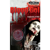 Global Colours Coagulated Blood Gel 30g