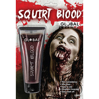 Global  Colours Squirt Blood 22ml