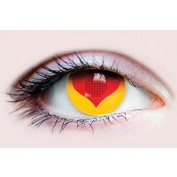 LOVE EYES Contact Lenses -Primal