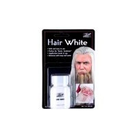 Mehron Hair White 1oz