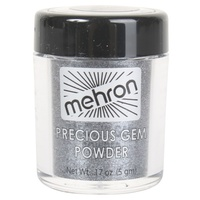 Mehron Precious Gem Powder Black Onyx