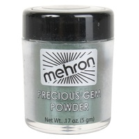 Mehron Precious Gem Powder Emerald