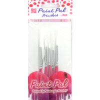 Paint Pal Swirl Collection Brushes