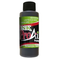 ProAiir Temporary Tattoo INK Brown 2oz