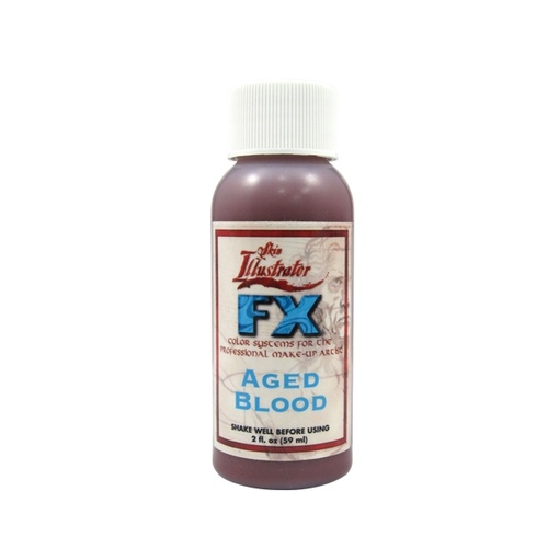 Skin Illustrator Liquid - FX AGED BLOOD 2oz