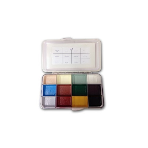 Dashbo Ultimate Autopsy Palette 12 colour (alcohol activated)