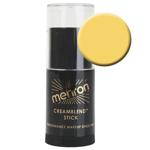 Mehron CreamBlend Stick Yellow
