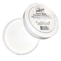 Mehron Clown White 7oz / 200g