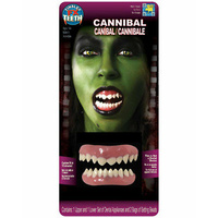 CANNIBAL Teeth Fx