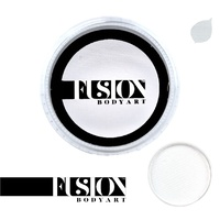 Fusion Body Art face paint 32g - PRIME PARAFFIN WHITE
