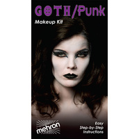 Mehron Character Kit Goth/Punk